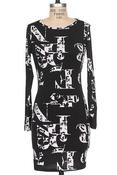 Image of Grafitti Dress