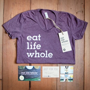 Image of Women's Tee (Plum)