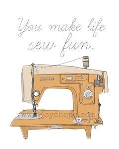 Image of Sew fun.