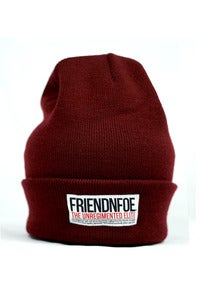 Image of The Burgundy Beanie v2.