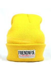 Image of The Mustard Beanie v2.
