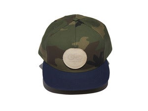 "Image of Chari & Co ""BIG PATCH SNAP BACK CAP"""