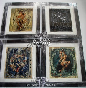 Image of HANDIEDAN x LAMINATE Most Wanted Print Series