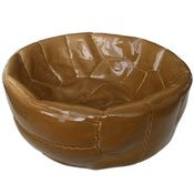 Image of Foot Bowl (Tan Traditional)