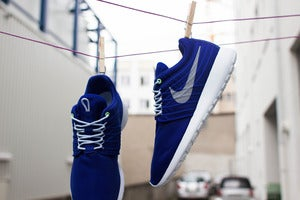 Image of Nike - Roshe Run DYN FW QS (blue)
