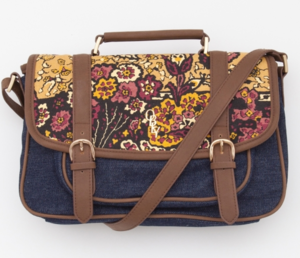 Image of Dahlia Messenger bag by Obey