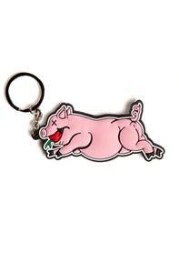 Image of The Pig Keychain