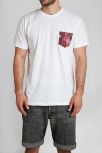Image of Starship Galaxy Pocket T-Shirt
