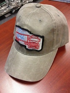 Image of Original Ice Road Trucker Charcoal Hat