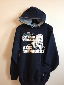 Image of Original Ice Road Trucker Hoodie