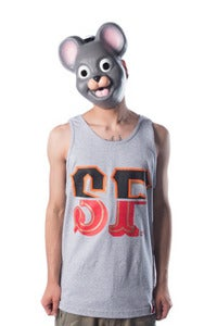 Image of SF Home Team Tank - Grey