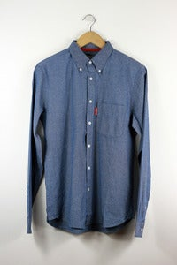 Image of The Button Down Chambray Shirt