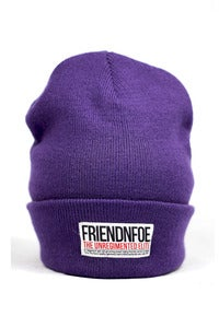 Image of The Purple Beanie v2.