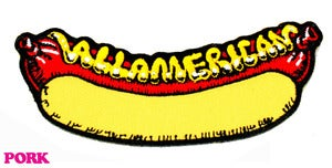 Image of ALL AMERICAN HOT-DOG LIMITED EDITION PATCH