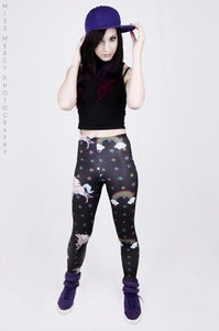 Image of DDG Unicorn Leggings