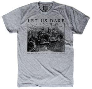 Image of LET US DARE
