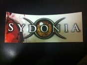 Image of Sydonia &quot;Words&quot; Stickers