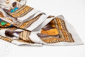 Image of Gianfranco silk foulard :: vintage accessories