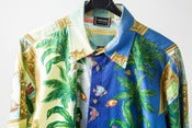 Image of Versace Jeans Couture shirt M :: vintage clothing 