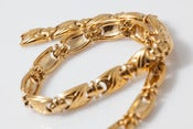 Image of Nina Ricci gold Bracelet :: Vintage Accessories
