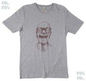 Image of Laughing Melange Grey-T (Organic)