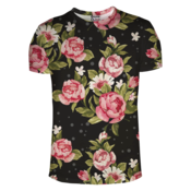 Image of Flowers t-shirt