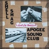 Image of Shellshag/Apogee Sound Club Split 7""