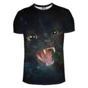 Image of Wild cat t-shirt