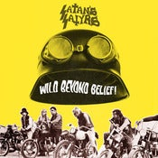 Image of SATAN'S SATYRS - Wild Beyond Belief! (LP)