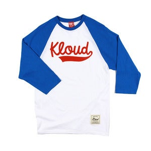 Kloud Baseball Raglan Royal