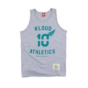 Kloud Athletics tank Grey