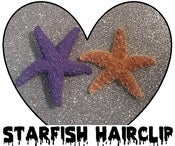 Image of Starfish Hairclip