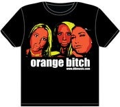 "Image of ""ORANGE BITCH"" TEE"