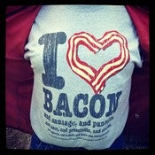 Image of I Heart Bacon