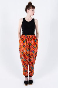 Image of NorBlack NorWhite Unisex Orange Pant