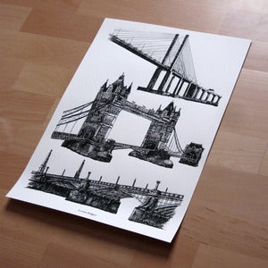 Image of LONDON BRIDGES [LIMITED EDITION]