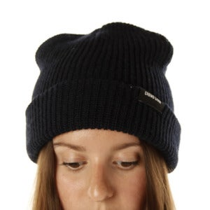 Image of Crewd Livin beanie (navy)