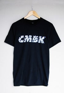 Image of CMBK Floral T Shirt (Black)