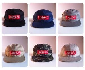 Image of W.D.G.A.F. 5 Panel &amp; 6 Panel  Snapbacks