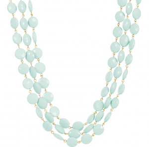 Image of Lila Necklace in Mint