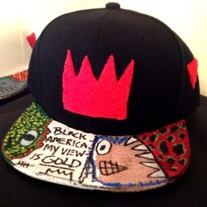 Image of The Ron Bass &quot;KINGING&quot; SnapCap