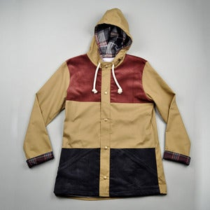 Image of HUNTER JACKET - KHAKI