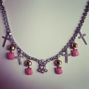 Image of HEAVENLY CEMETERY NECKLACE