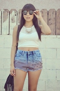 Image of Crochet Crop