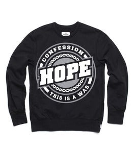 Image of Hope Crew Black
