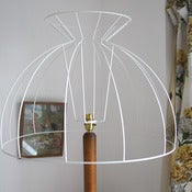 Image of O'Hara 20&quot; Lampshade Frame