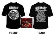 Image of CD + TSHIRT - Re-release tour pack!