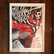 Image of Pulled Apart By Horses UK Tour *FRAMED*