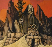 Image of Mount Wrath - Live at Roadburn 2012 CD