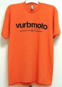 Image of Vurbmoto Heather Orange Tee